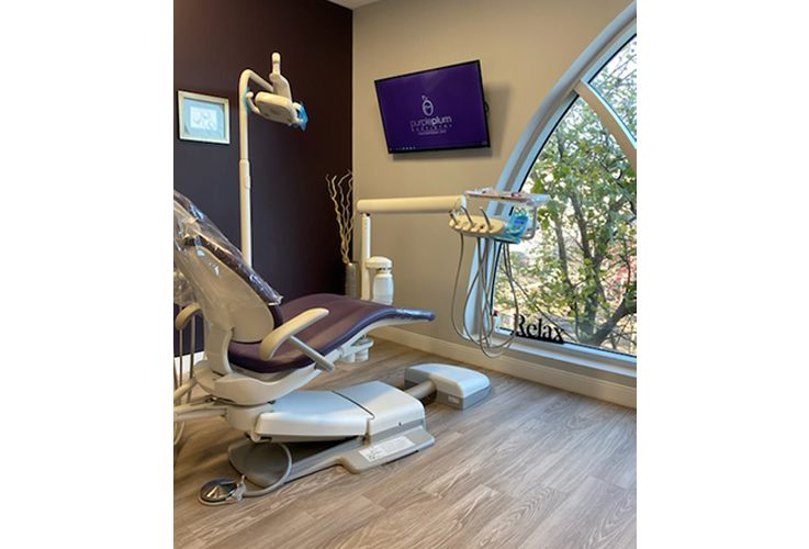Dental consultation room